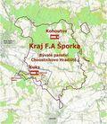 Mapa kraje F. A. Šporka
